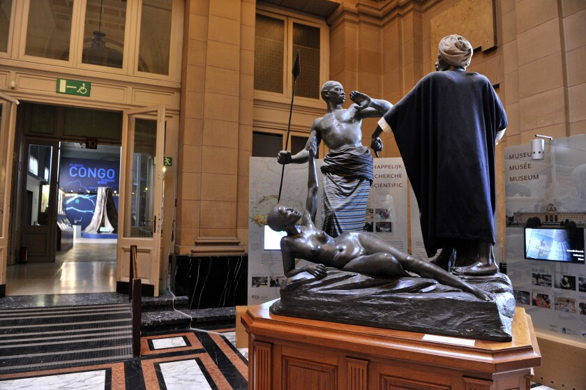 BELGIUM-AFRICA-MUSEUM-HISTORY-DIPLOMACY