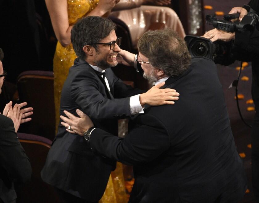 Guillermo del Toro, Gael García Bernal