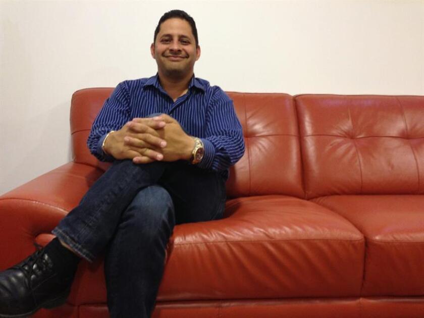 El presidente de la Federación de Alcaldes de Puerto Rico, Carlos Molina.