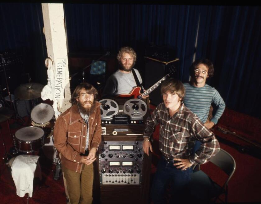 Nov. 25, 2018: Complementary photograph with no date from Craft Recordings, of Creedence Clearwater Revival. Half a century after their first album release, the eternal guitars and the rock roots of Creedence Clearwater Revival (CCR), the legendary rock band that successfully fused the country and blues genres into its music, return in a deluxe set that includes all the studio records by one of the greatest US bands. EPA/EFE/ Didi Zill/