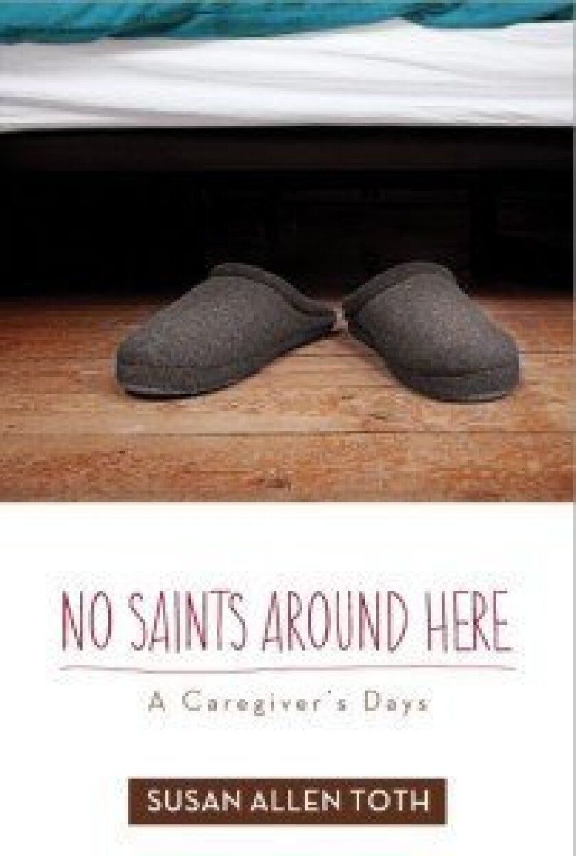 Susan-Toth-Book-No-Saints-Around-Here-202x300
