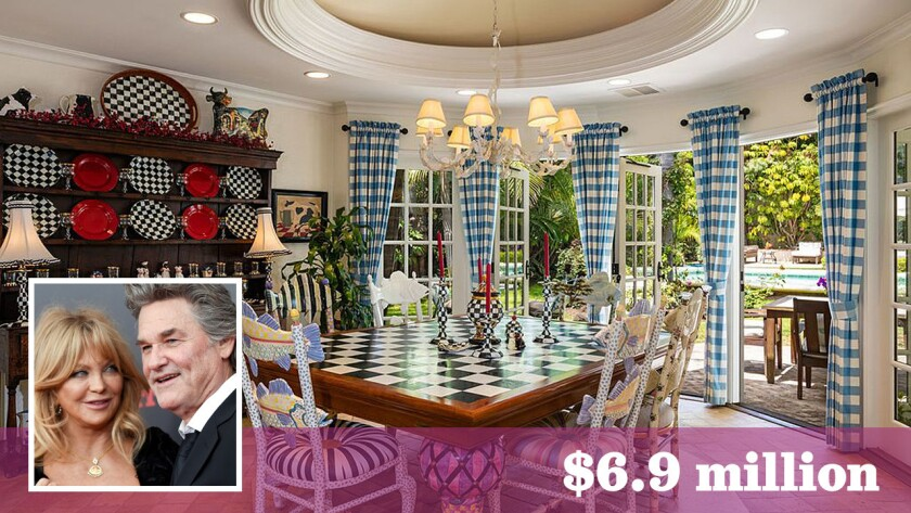 Hot Property | Kurt Russell & Goldie Hawn