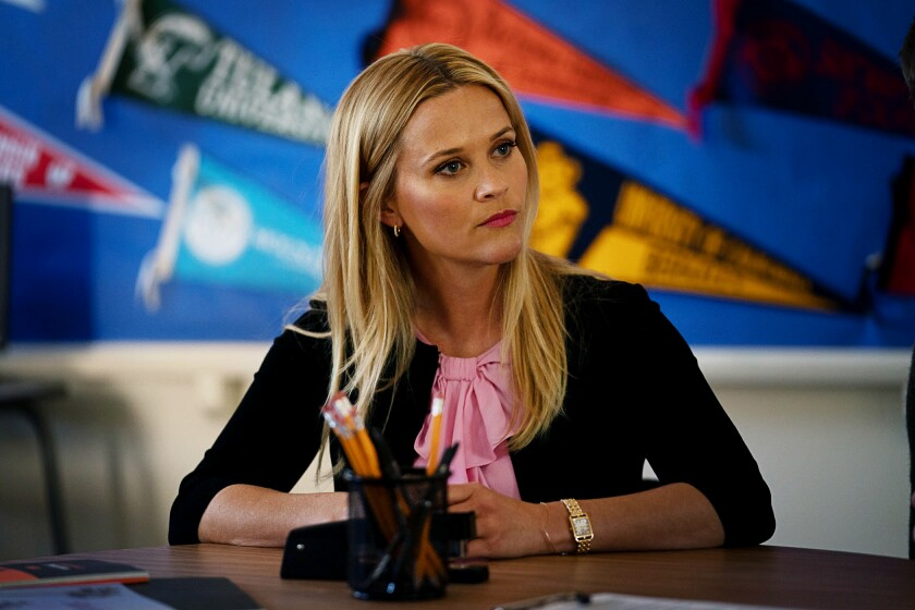 """Reese Witherspoon in Season 2 of """"Big Little Lies."""""""