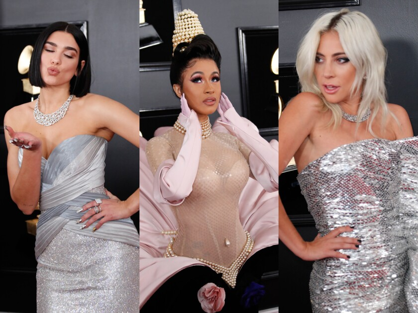 Grammys 2019 red carpet showstoppers and jaw-dropper