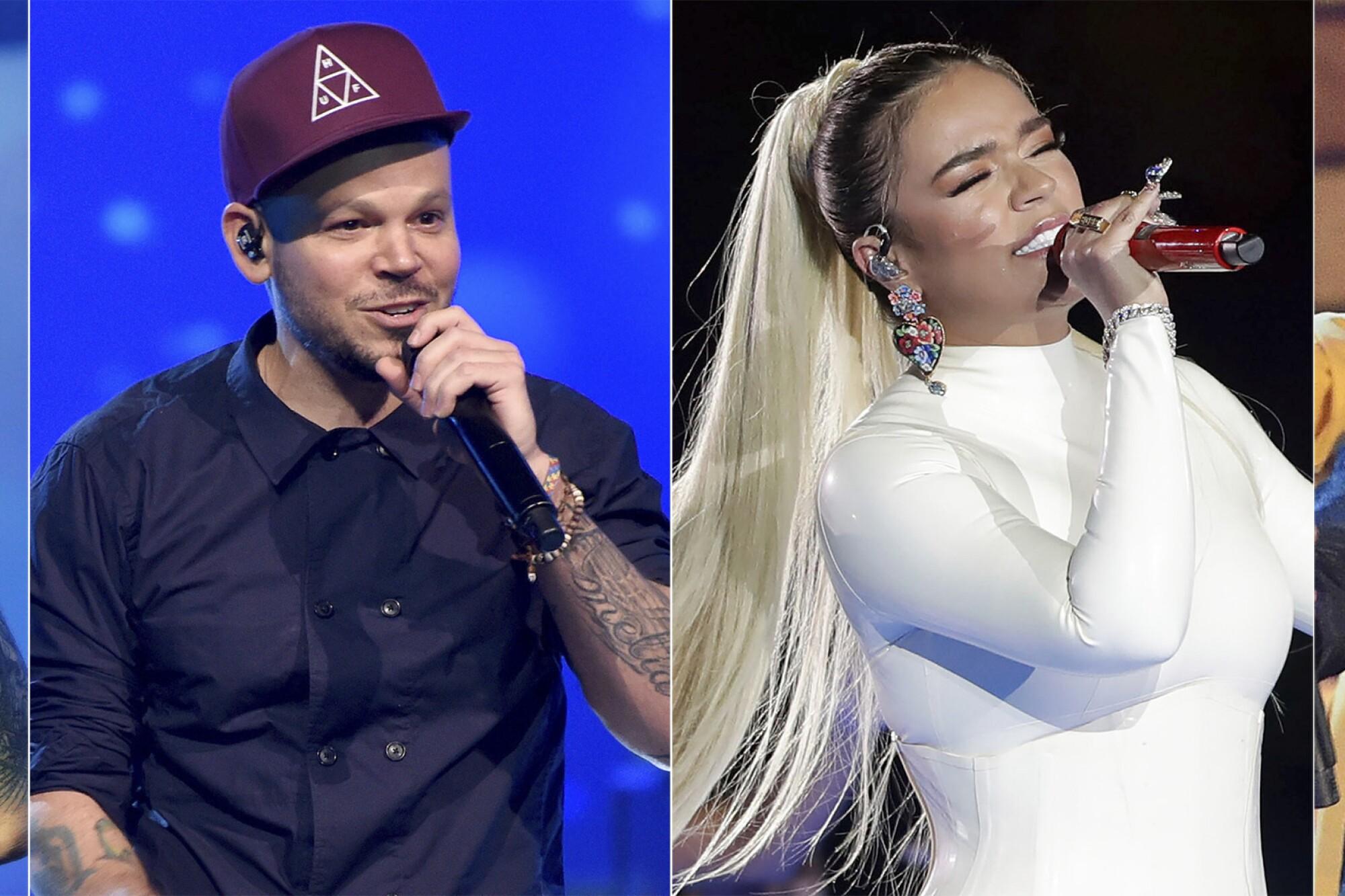 J. Balvin, Residente, Karol G y Carlos Vives, son algunos de los artistas que han ganado en los Latin Grammy