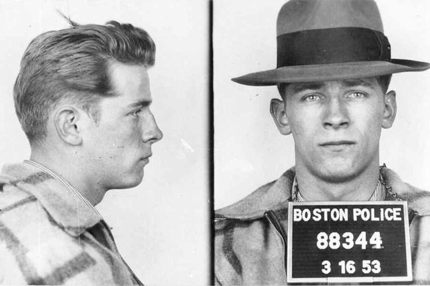 Whitey' Bulger, notorious Boston mobster-turned-fugitive
