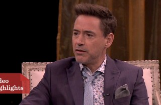 'Hollywood Sessions': Robert Downey Jr., Eddie Redmayne on watching dailies