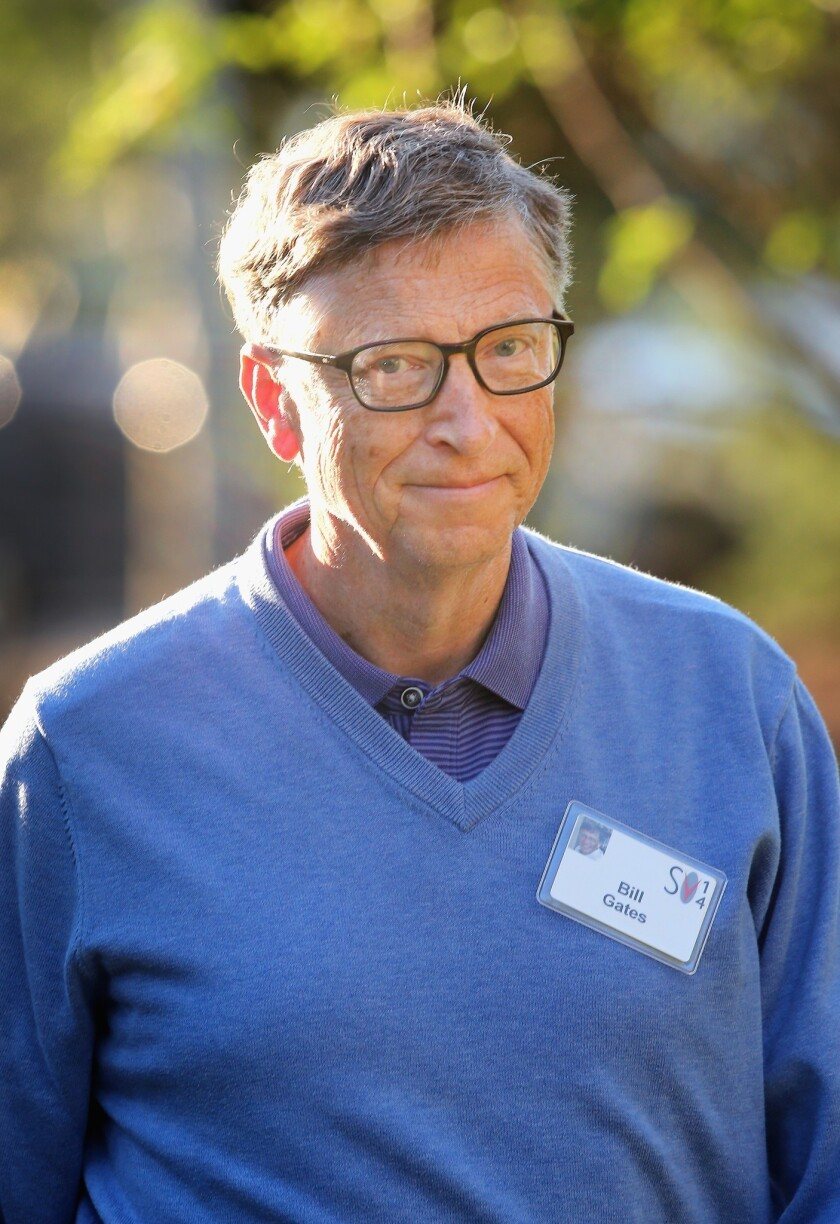 Bill Gates resurrects 45-year-old book 'Business Adventures