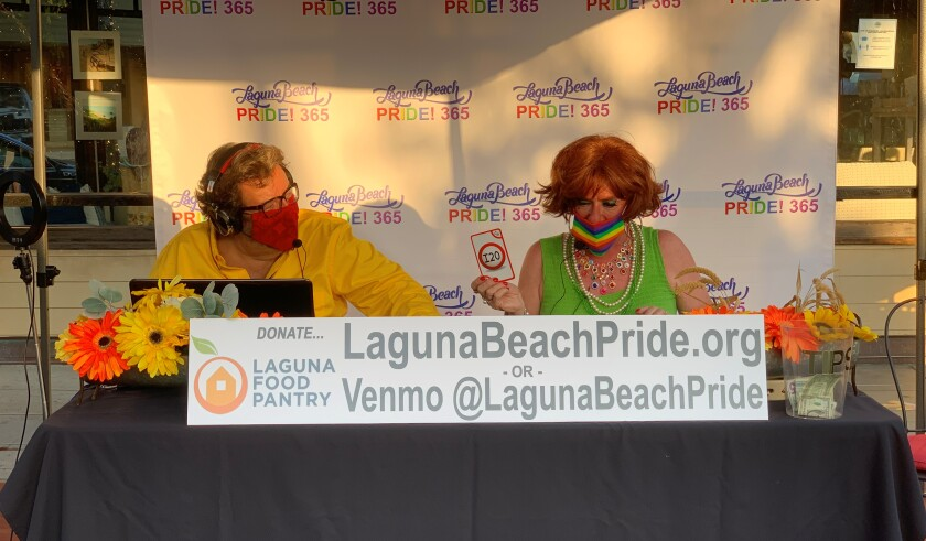 Laguna Beach Pride 365's