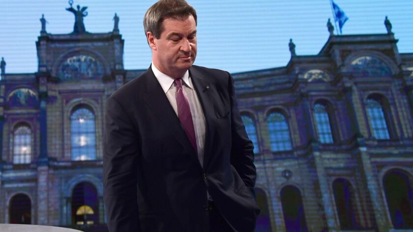 GERMANY-POLITICS-VOTE-BAVARIA