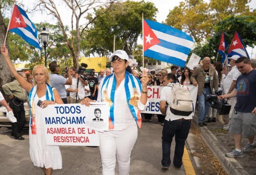 Matrimonio opositor cubano Díaz-Esquivel gana el Premio Pedro Luis Boitel