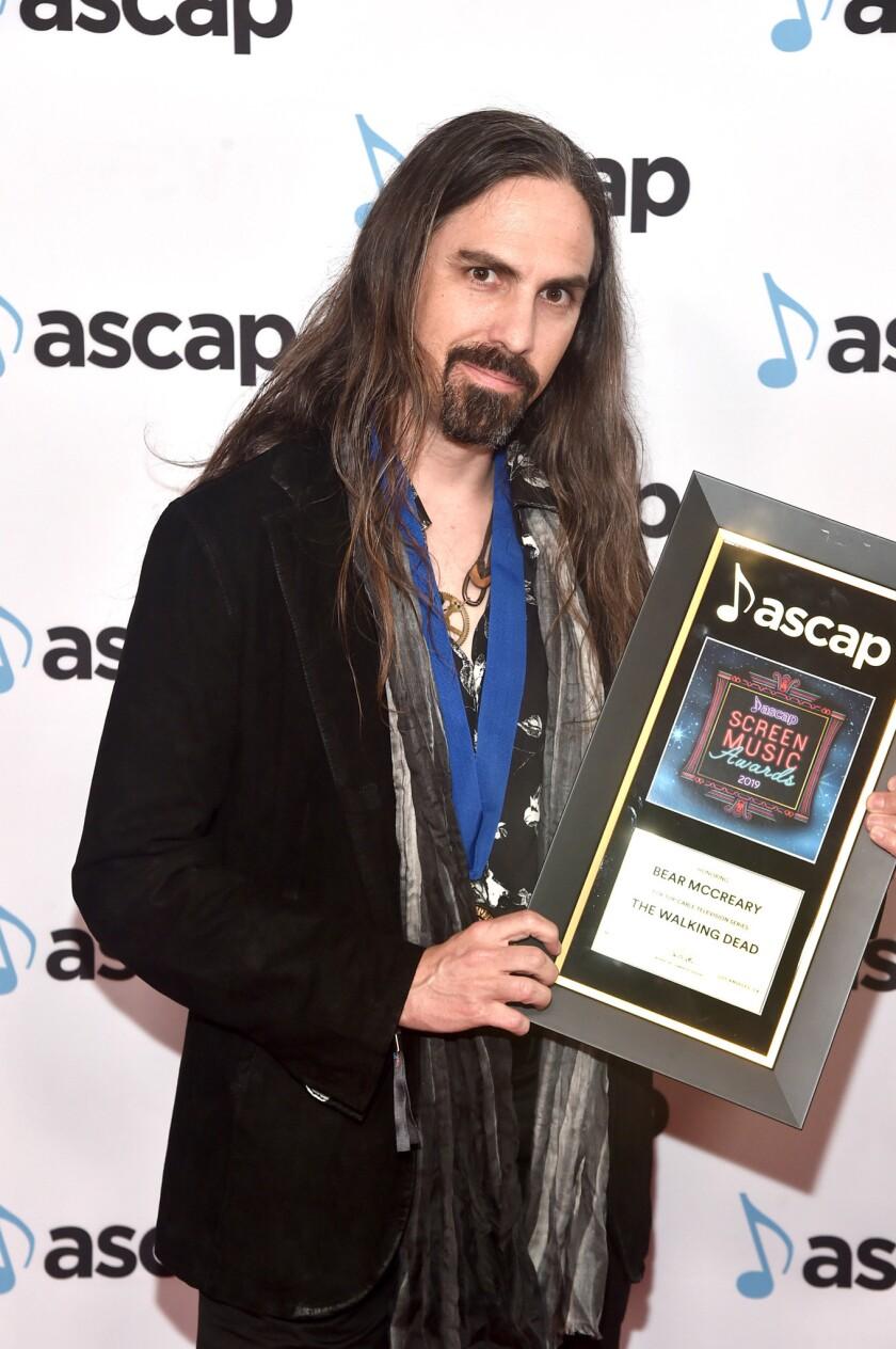 ASCAP 2019 Screen Music Awards - Red Carpet