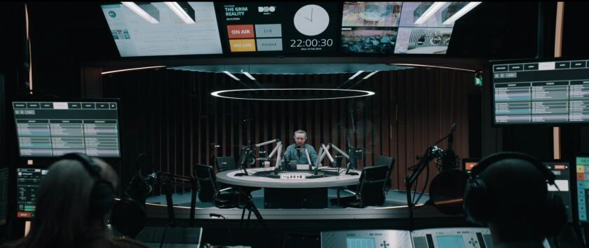 Eddie Marsan in the movie 'Feedback'