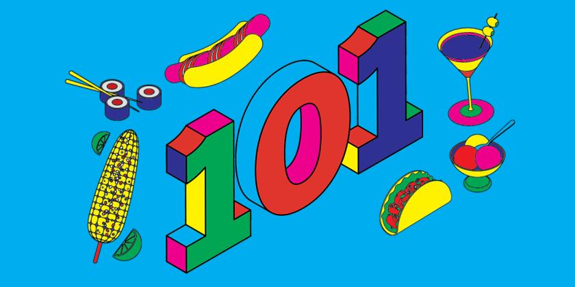 2019 101 Best Restaurants