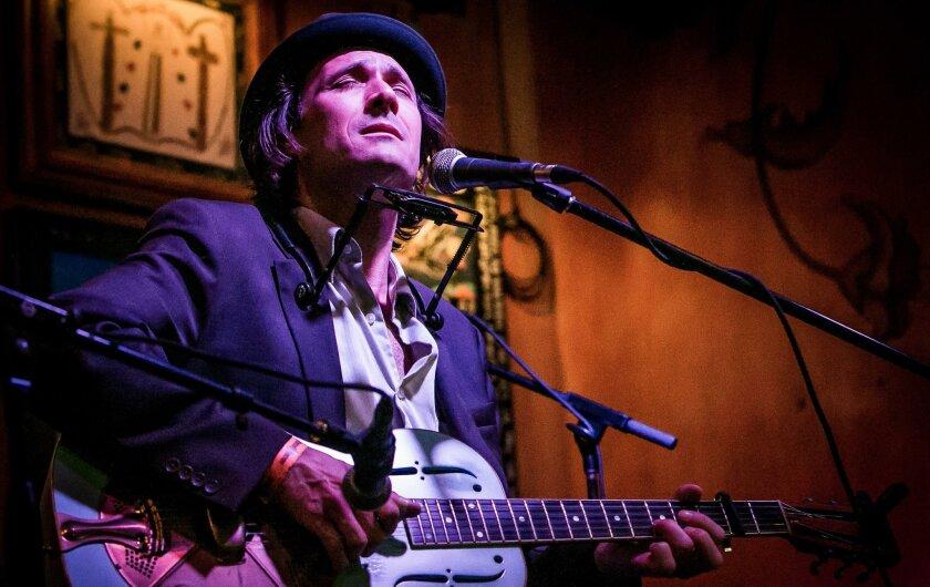 Musician Ben Powell.