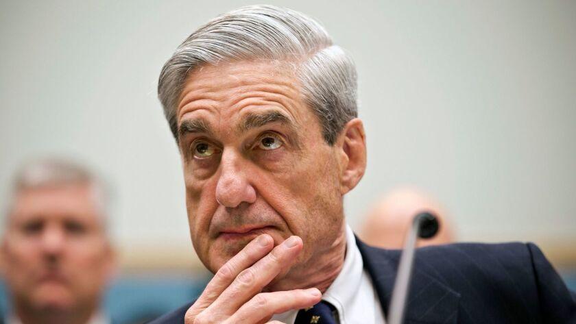 Robert S. Mueller III in 2013.