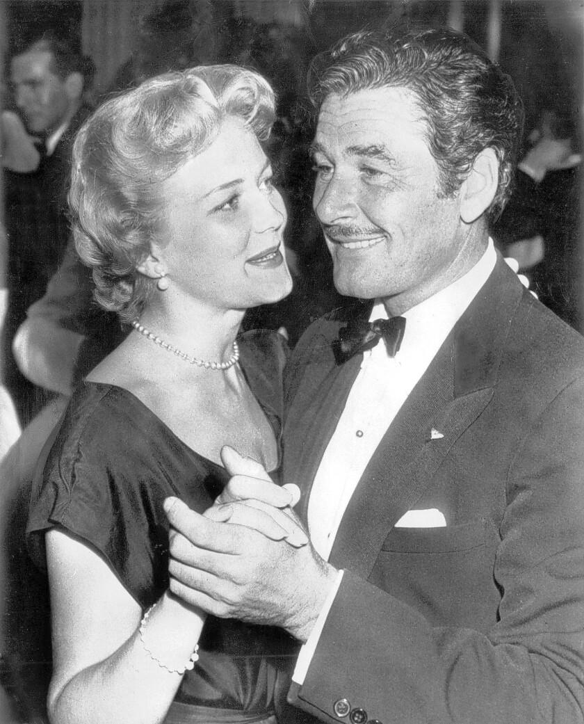 Patrice Wymore Flynn dies at 87; actress, widow of Errol Flynn - Los  Angeles Times