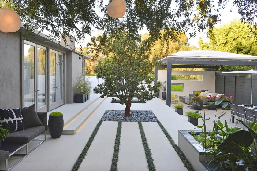 Garden in Westwood