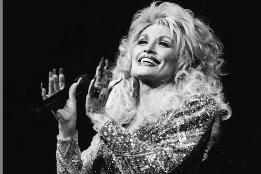 Dolly Parton was scheduled to appear Saturday at the PaleyFest television festival, which has been postponed over coronavirus concerns.