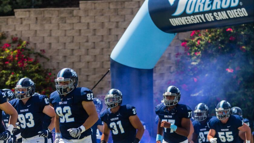 The last time USD lost a home game was Nov. 22, 2014, when Cal Poly San Luis Obispo whipped the Toreros 34-3.