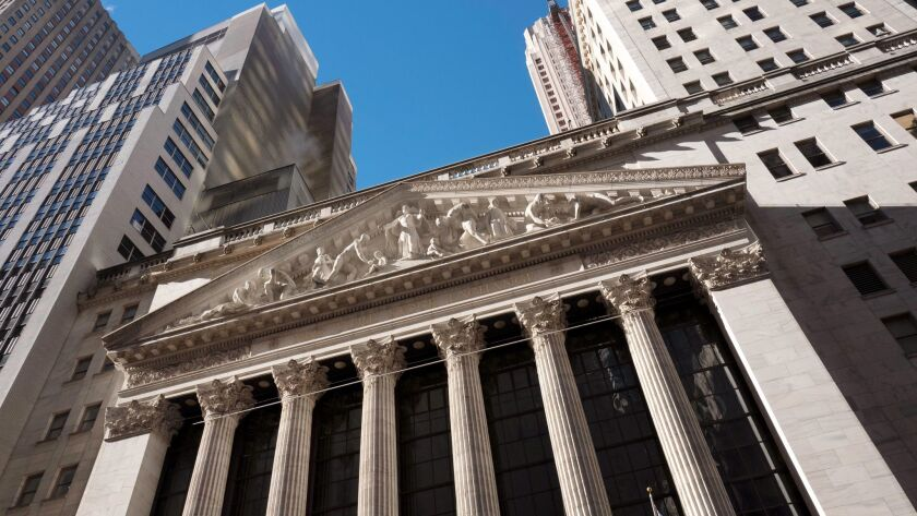 The Dow Jones industrial average soared 331.67 points, or 1.4%, to 24,272.35.