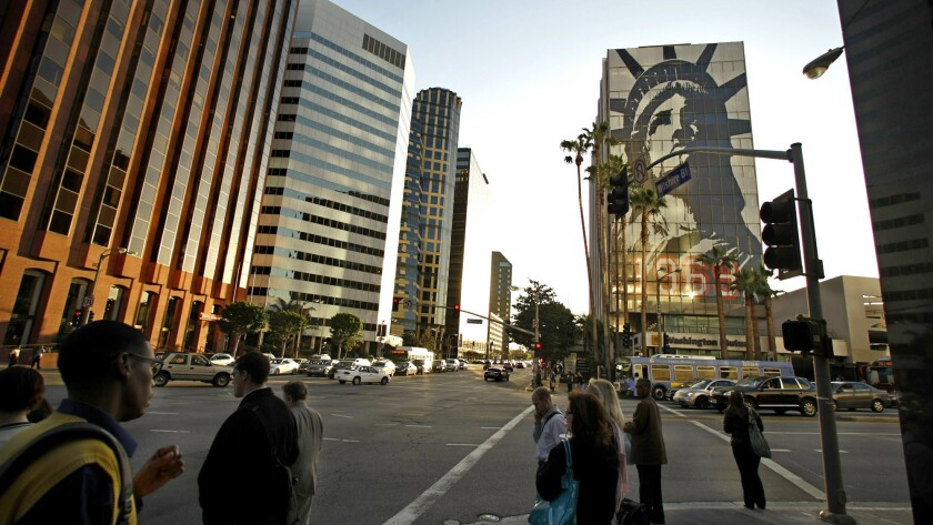 """To live in Westwood, where the average apartment in the 90024 ZIP Code goes for $4,883, """"you need a huge group and a landlord who allows that,"""" says one UCLA student."""