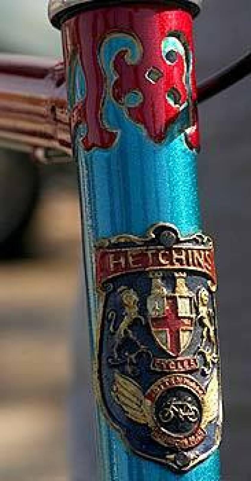 A 1981 Hetchins.