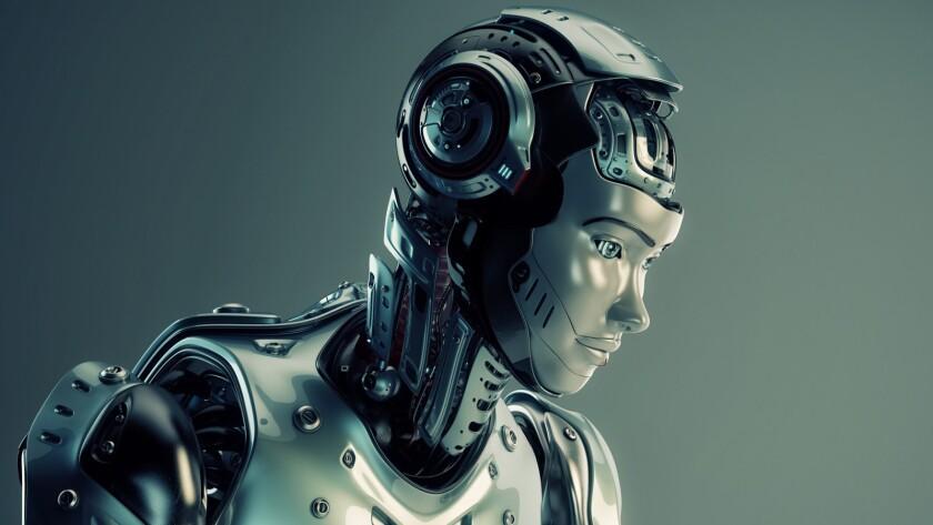 Galactica's AI robot