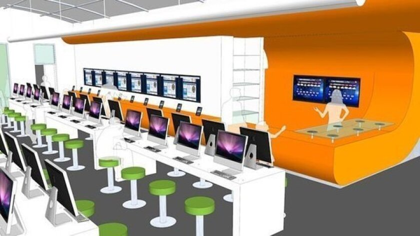 Paperless public library to open in Texas