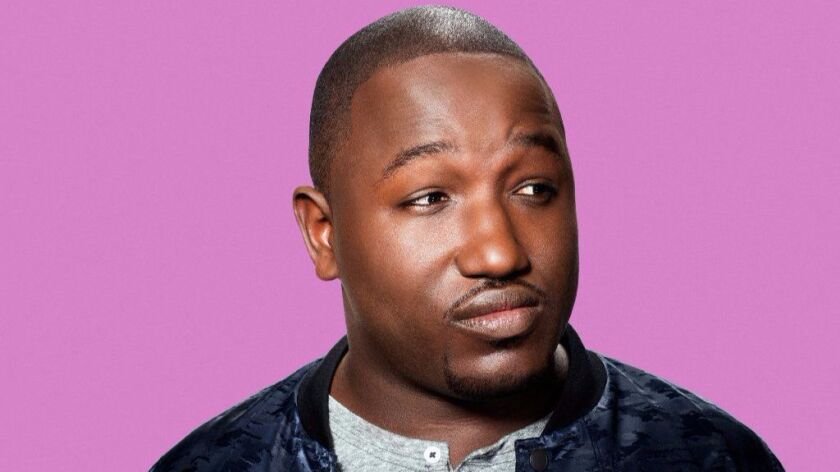 """Hannibal Buress had his own Comedy Central series, """"Why? With Hannibal Buress."""""""