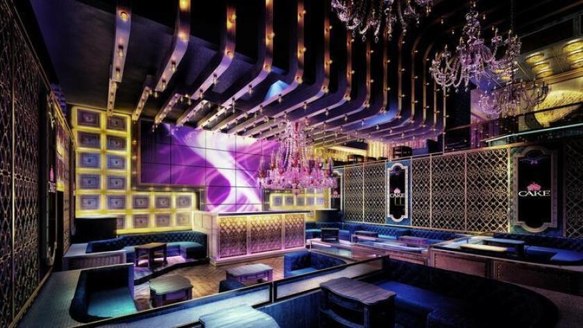 Rendering of Cake Nightclub San Diego