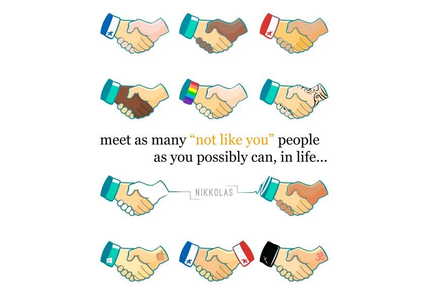 Nikkolas Smith Meet As Many