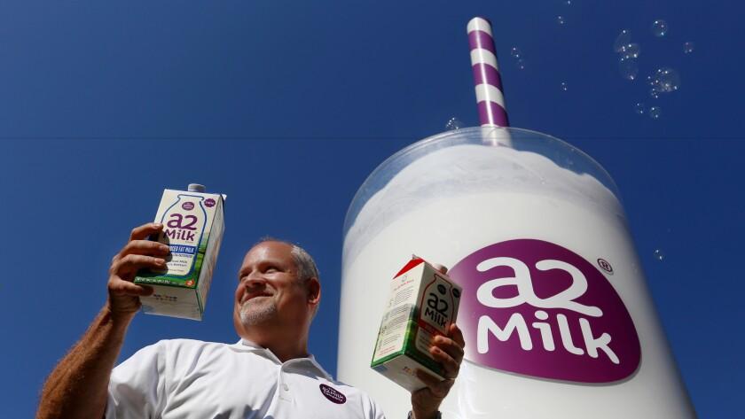 Australian alternative milk company eyes California consumers