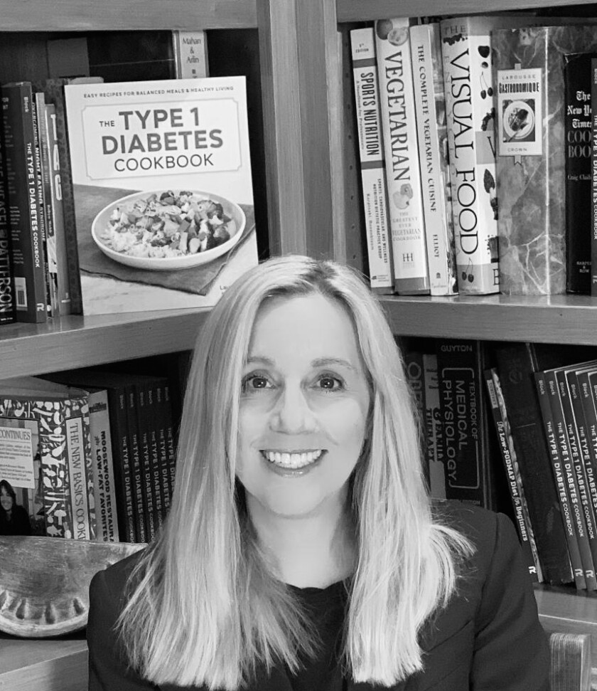 Laurie Block, author of 'The Type 1 Diabetes Cookbook'