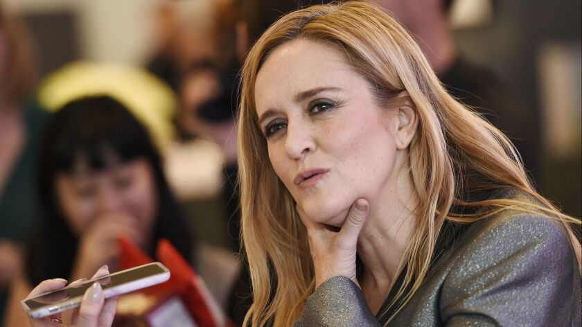 """Samantha Bee, host of """"Full Frontal With Samantha Bee."""""""