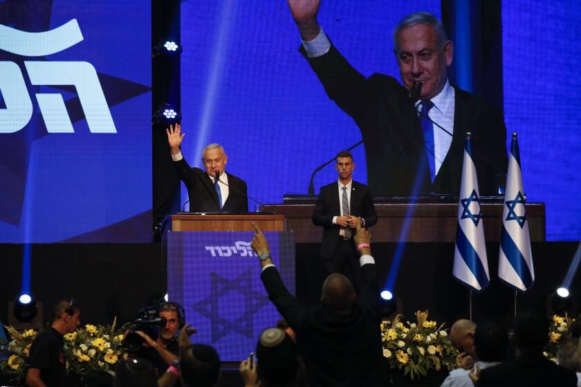 MOR-POL ISRAEL-ELECCIONES