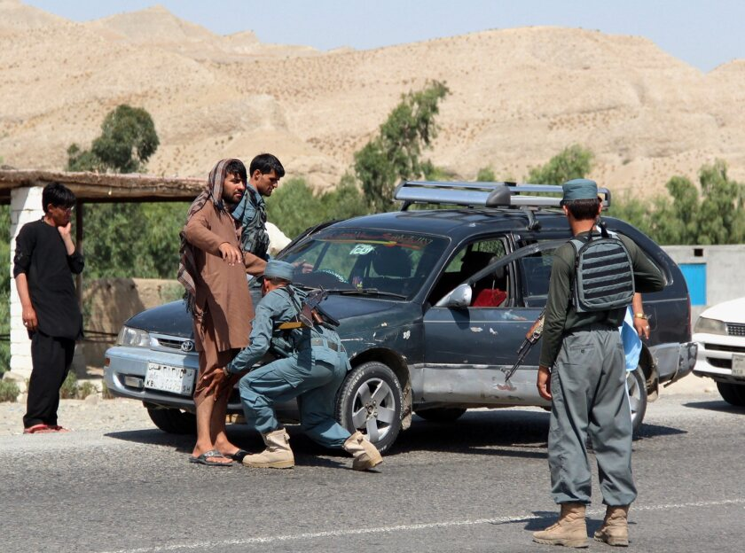 Suicide bomber on donkey kills 3 NATO troops in Afghanistan