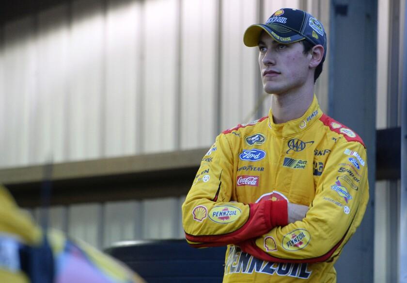 NASCAR suspends Matt Kenseth for two races over Logano wreck