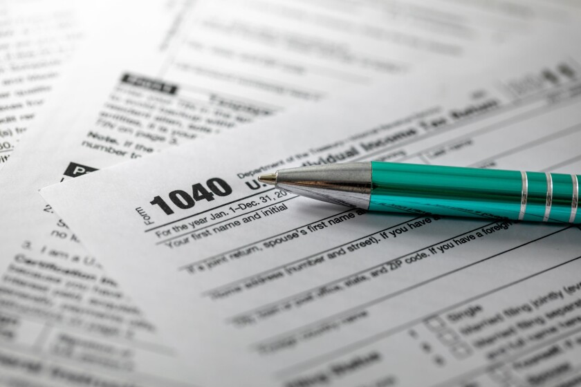 Retirement: New tax form created just for seniors - The San