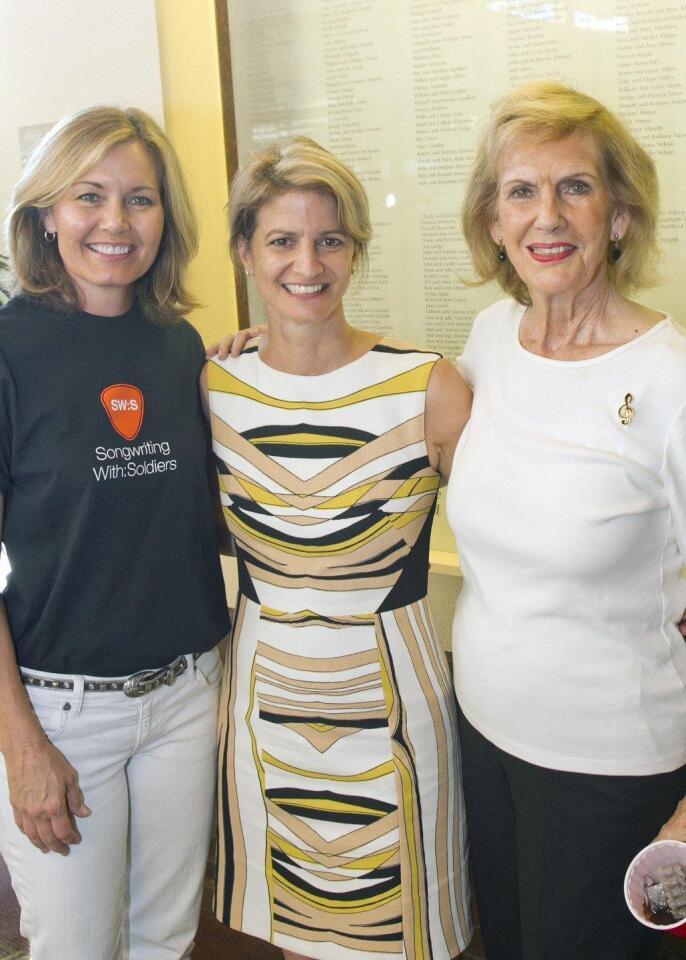 Heidi Dromgoole, Kristin Starling, Mary Ann Smith