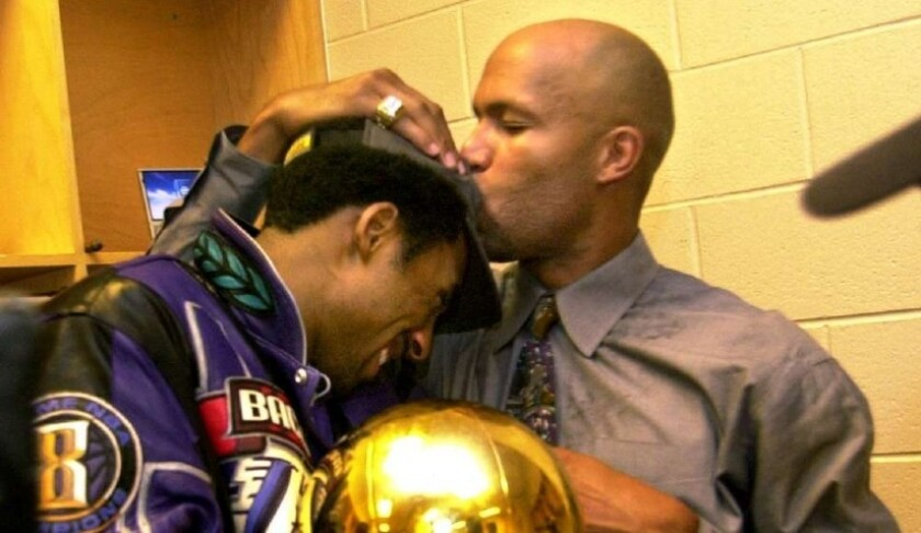 Kobe Chronicles: Ron Harper shares stories from his days with Bryant and the Lakers