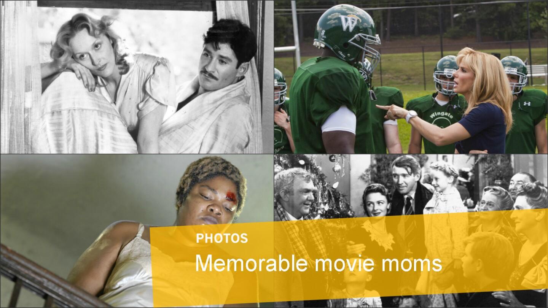 Memorable movie moms