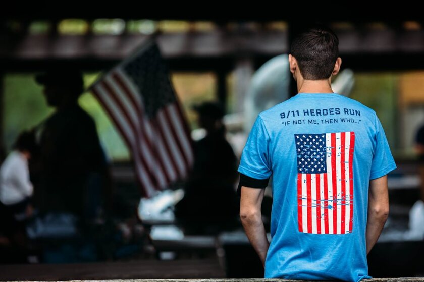 Travis Manion Foundation will host its 13th Annual 9/11 Heroes Run 5K Race Series virtually.