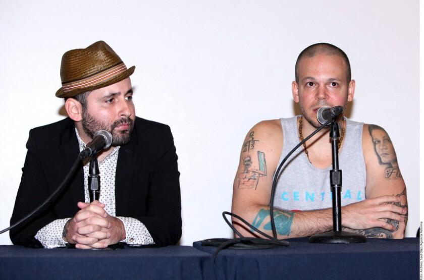 Eduardo Cabra y René Pérez, Calle 13.