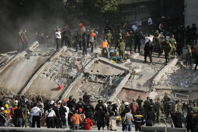 Aseguradoras mexicanas estiman costos de 863 millones de dólares por sismos