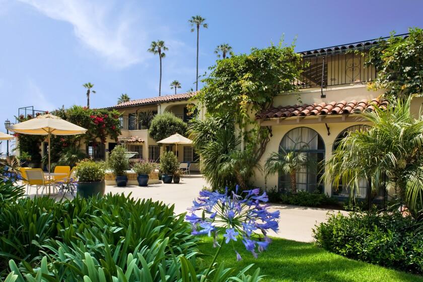 Santa Barbara Hotels >> Santa Barbara Newly Named Hotel Milo Toasts City S Early