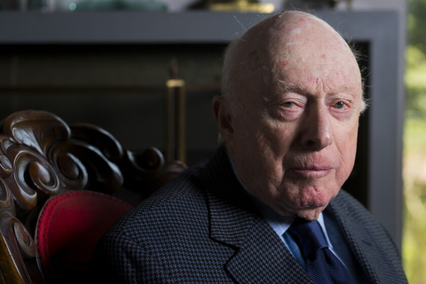 Actor, producer and director Norman Lloyd, 99, will turn 100 this fall, with his body of work being celebrated by UCLA Film & Television Archive.