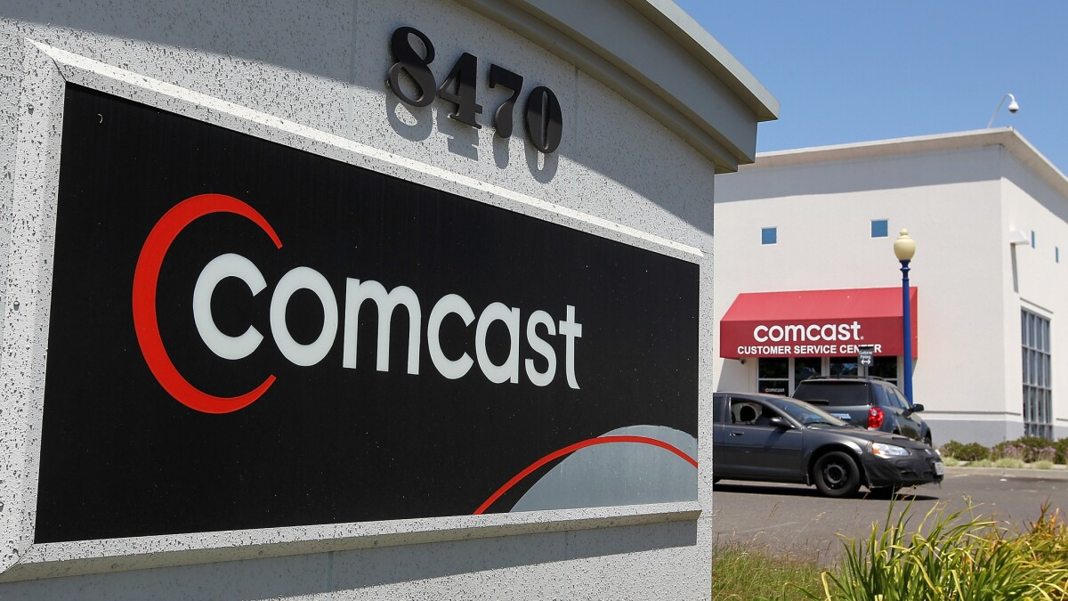 Comcast compensation: Michael Cavanagh is highest paid CFO in the