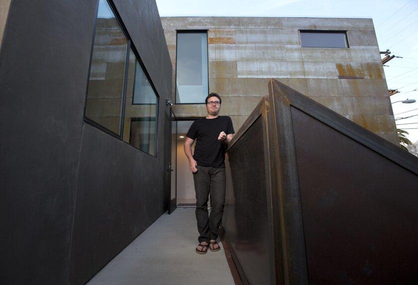 """Matthew Segal's """"Postal Lofts"""" project"""