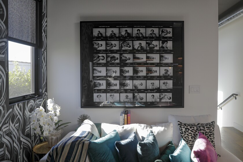"""Mixed-ish"" showrunner Karin Gist's home in Los Feliz."